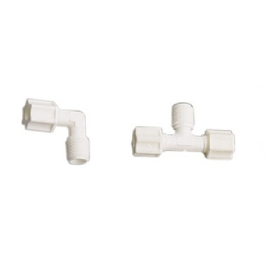 6044-combo Compression Type Fitting Elbow and Tee fitting