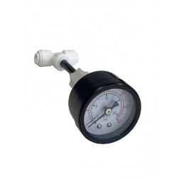 732, Inline Pressure Gauge 0 to 300 psi for RO filter system