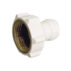 AFAN0409, 745, Female Garden Hose / Laundry Hose Adapter for RO/DI systems