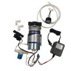752, Booster Pump Set Transformer Solenoid Valve Pressure Switch