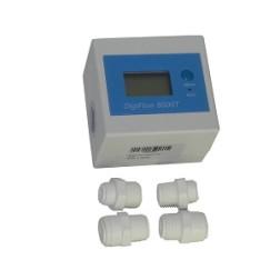 FM-8000T, DigiFlow Digital Water Flow Meter Monitor Gauge Rate Count Down