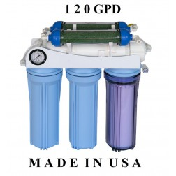.AR122 Aquarium Reef REVERSE OSMOSIS RO DI WATER FILTER SYSTEM
