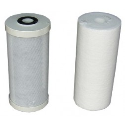 """BBK10, Replacement Filter 10"""" x4.25"""" in Big Blue Whole House WH-1134"""