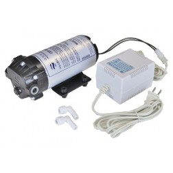 AQUATEC 8852-2J03-B424 High Flow Booster Pump 110V Transformer