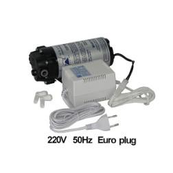 AQUATEC CDP 8852-2J03-B424 High Flow Booster Pump with 220V Euro Transformer