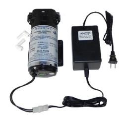 AQ8855 Aeroponics High Pressure BoosterPump Aquatec CDP8855 + Transformer