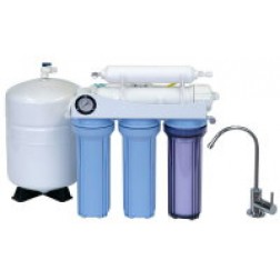 .K5 HOUSEHOLD RESIDENTIAL DRINKING WATER REVERSE OSMOSIS RO FILTER SYSTEM