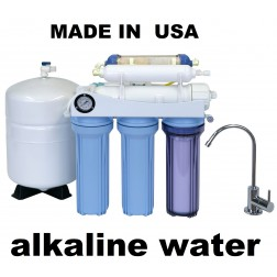 .K6 KoolerMax 6 Stage Alkaline pH REVERSE OSMOSIS RO WATER FILTER SYSTEM