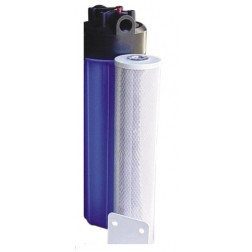 """3. WH-20, Whole House Water Treatment Carbon Block Filter System 20"""" Big Blue BB"""