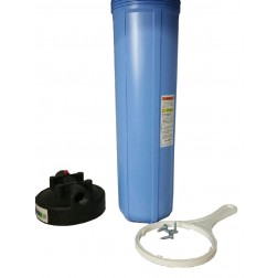 """4. WH-25, Whole House Water Treatment Sediment Filter System 20"""" Big Blue BB"""