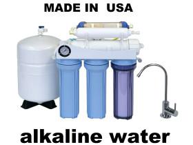 .K6 KoolerMax 6 Stage Alkaline pH REVERSE OSMOSIS RO WATER FILTER SYSTEM