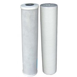 """BBK20, Replacement Filter 20"""" Big Blue Whole House WH-2201 WH250"""