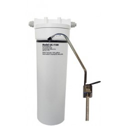 UC7000, HONEYWELL UNDER THE COUNTER WATER FILTER (WHITE, LARGE)
